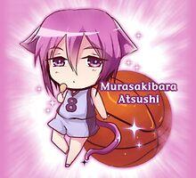 Murasakibara Atsushi Chibi by Makiechan