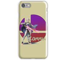 Male Corrin, Smash Bros. 4 iPhone Case/Skin