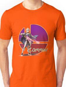 Male Corrin, Smash Bros. 4 Unisex T-Shirt