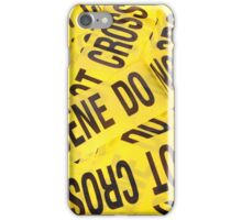tape iPhone Case/Skin