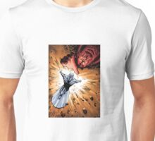 Silver Surfer versus Galactus Unisex T-Shirt