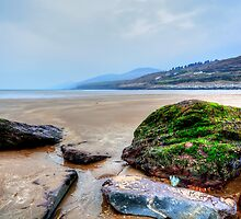 Inch Beach by English Landscape Prints