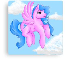My Little Ponies Firefly Canvas Print