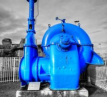 Centrifugal Water Pump by Stephen Smith