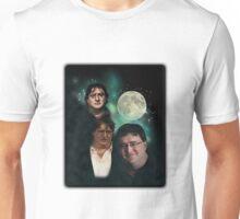 3 Moons of GabeN Unisex T-Shirt