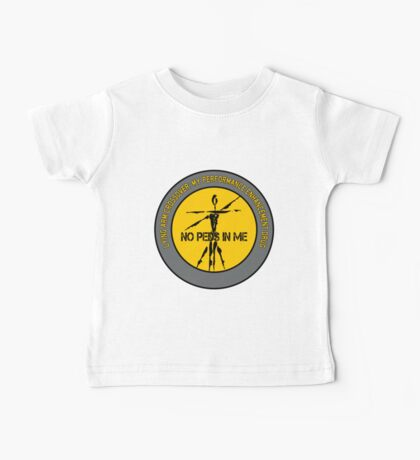 Lying Arm Crossover - My Performance Enhancement Drug Baby Tee