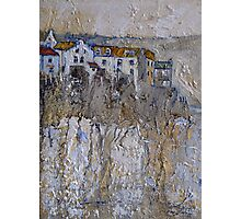 Staithes Cluster Photographic Print