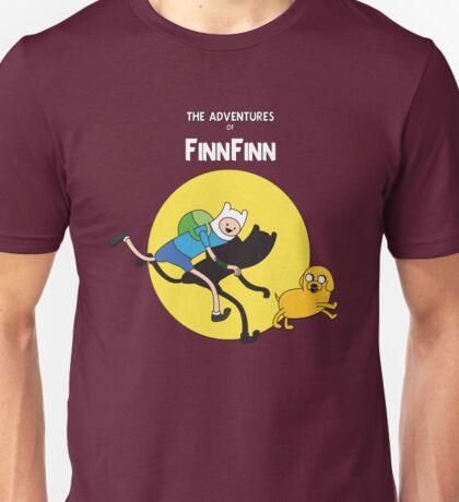 The Adventures of FinnFinn Unisex T-Shirt