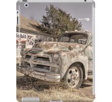 Tucumcari Tow Truck iPad Case/Skin