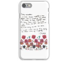 Taylor Swift iPhone Case/Skin