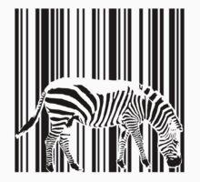 Barcode Zebra by SeijiArt