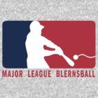 Major League Blernsball (MLB / Futurama parody) by PeterParkerPA