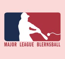 Major League Blernsball (MLB / Futurama parody) Kids Clothes