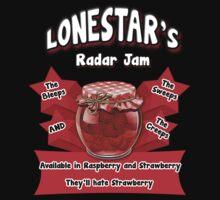 Lonestar's Radar Jam by AllMadDesigns