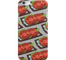 Tomato sandwich iPhone Case/Skin