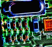 Overclocked (HDR + Fractalius) by Doug Greenwald