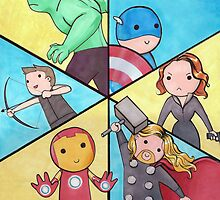 ASSEMBLE! by cheezup