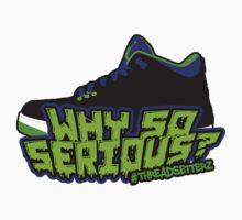 Why So Serious? Joker 3 Edition Kids Clothes