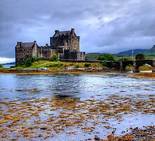 Eilean Donan Castle by English Landscape Prints