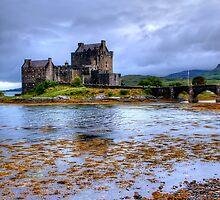 Eilean Donan Castle by Stephen Smith