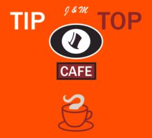 Tip Top Cafe from Groundhog Day Kids Clothes