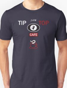 Tip Top Cafe from Groundhog Day Unisex T-Shirt