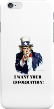 Patriot-Need you information-USA by halamadrid