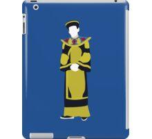 Doctor Who Enemies - Celestial Toymaker iPad Case/Skin