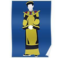Doctor Who Enemies - Celestial Toymaker Poster