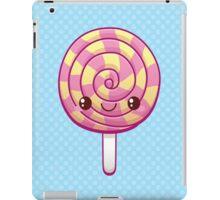 Kawaii Pink Lollipop iPad Case/Skin