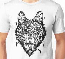 Clasic Wolf Paint! Unisex T-Shirt