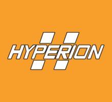 Jack's Hyperion Shirt/ Hyperion Logo by dftba-