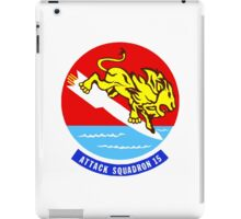 VFA-15 Valions Patch iPad Case/Skin