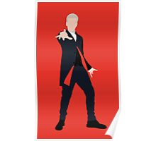 12th Doctor Peter Capaldi Poster