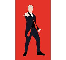 12th Doctor Peter Capaldi Photographic Print