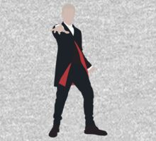12th Doctor Peter Capaldi Kids Clothes