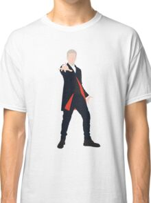 12th Doctor Peter Capaldi Classic T-Shirt