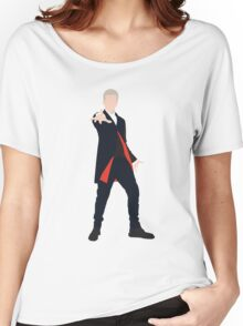 12th Doctor Peter Capaldi Women's Relaxed Fit T-Shirt