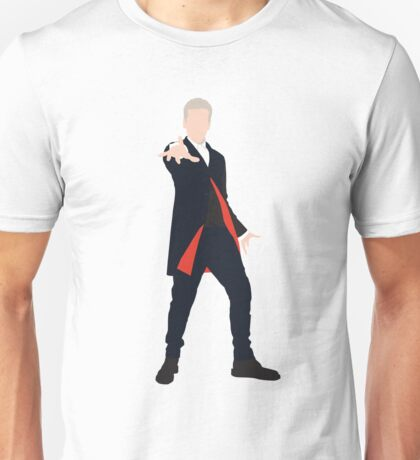 12th Doctor Peter Capaldi Unisex T-Shirt