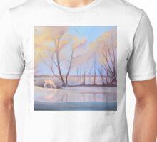 Mesmerizing Cold Unisex T-Shirt