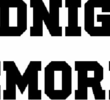 Midnight Memories Sticker
