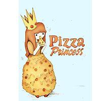 Pizza Princess - Adventure Time Style  Photographic Print