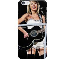 Taylor Swift -1989 Tour Guitar iPhone Case/Skin