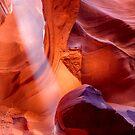 Upper Antelope Canyon Magic by Gregory Ballos | gregoryballosphoto.com