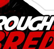 ThoroughBred 1's Sticker