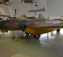 Gloster F9/40 by mike  jordan.