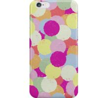 Trendy Circles iPhone Case/Skin
