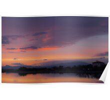 Cervia - Sunrise Poster