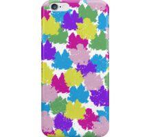 Paint Splattered iPhone Case/Skin
