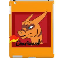 Clone Charizard iPad Case/Skin